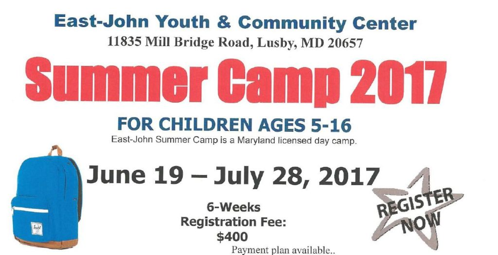 east-john-summer-camp