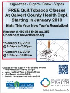 Calvert County Health Department