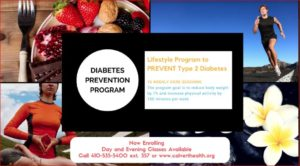 diabetes or who want to prevent diabetes