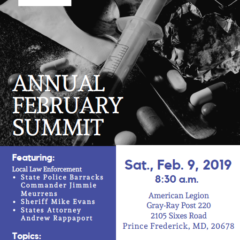 Calvert NAACP Annual February Summit