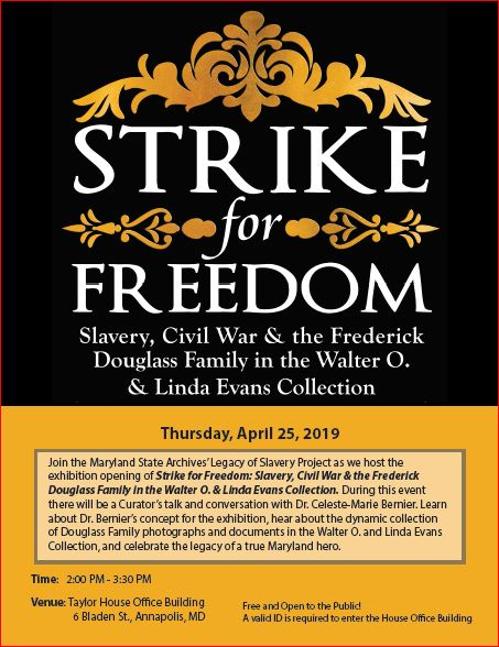 Strike for Freedom Exhibition Opening Event On April 25, 2019