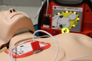 CPR and AED Training ( July 30 and Oct. 22 from 6-9 p.m.)