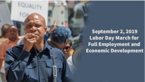 Monday, September 2nd, Our Money will host the March for Full Employment and Economic Development.
