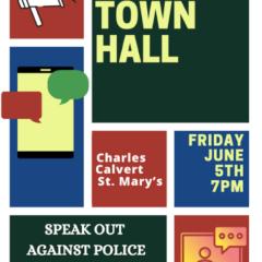 tri-County virtual town hall